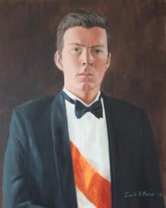 Portrait of Erlend Forbord Rudsar